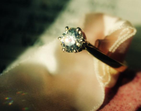diamant-solitaire