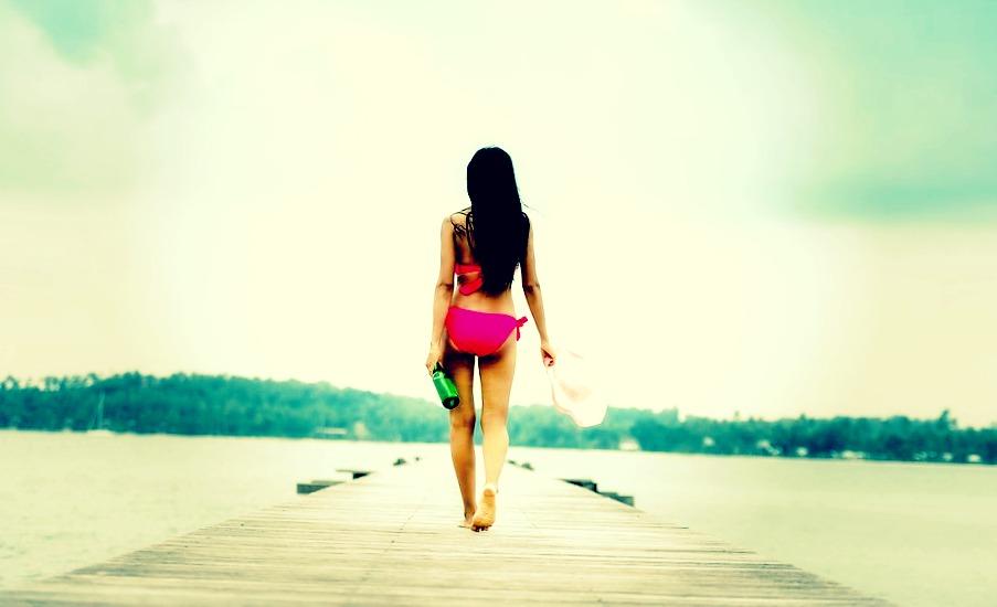 Pour chaque morphologie un maillot de bain femme est adapté !
